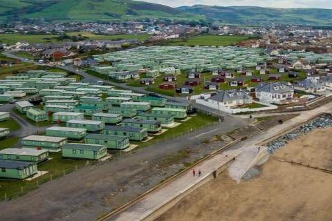 Bryn y mor caravan park tywyn webcam